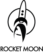 Rocket Moon Logo