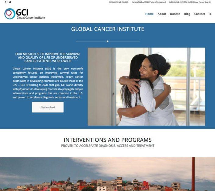 Global Cancer Institute