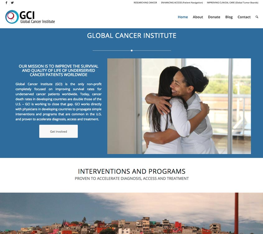 Global Cancer Institute