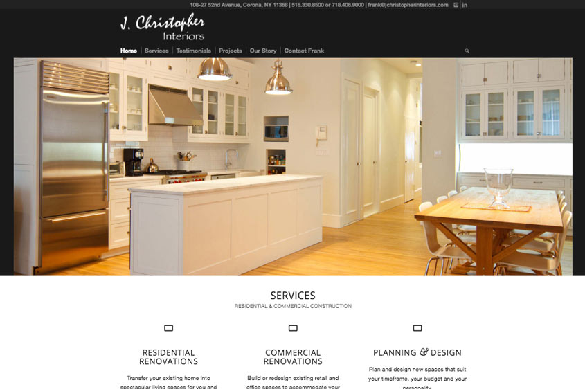 J. Christopher Interiors