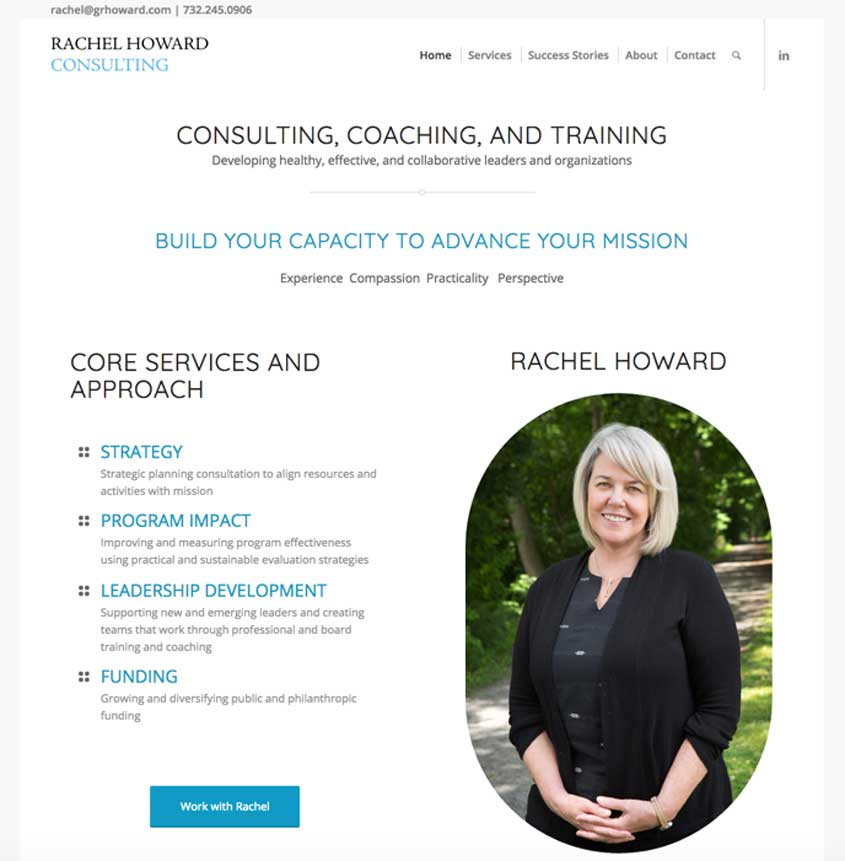 Rachel Howard Consulting