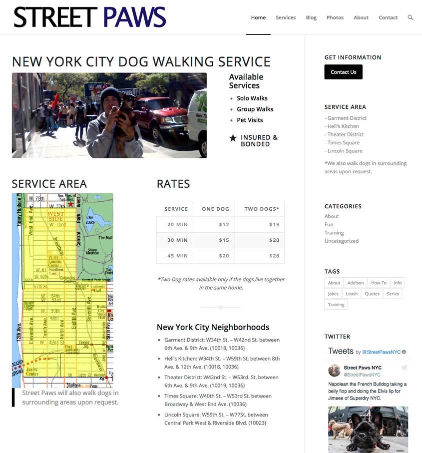 Street Paws