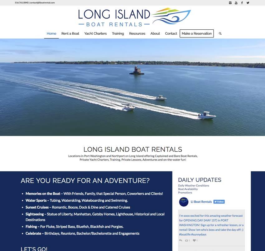 Long Island Boat Rentals